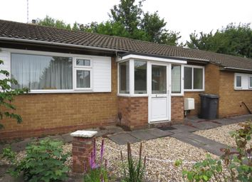 Thumbnail 2 bed semi-detached bungalow for sale in Maple Close, Leicester