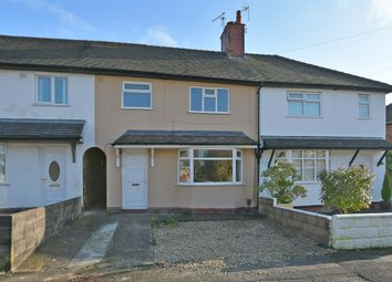 Thumbnail 3 bed town house for sale in Mayfield Place, May Bank, Newcastle-Under-Lyme
