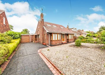 Thumbnail 3 bed detached bungalow for sale in Dew Lane, Ormesby, Middlesbrough