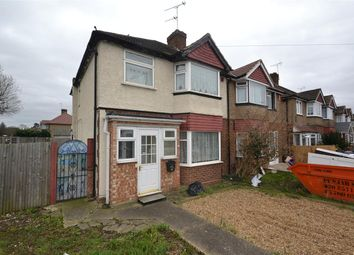 Thumbnail 3 bed end terrace house for sale in West View, Feltham
