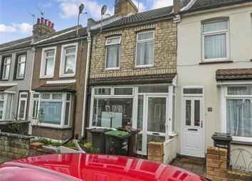 Thumbnail 3 bed terraced house for sale in Cecil Road, Gravesend, Kent