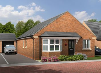 "Thumbnail 3 bedroom bungalow for sale in ""The Skelton"" at White Mill Drive, Pocklington, York"