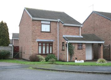 Thumbnail 3 bed detached house for sale in Primula Close, Clifton, Nottingham
