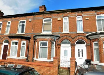 Thumbnail 2 bed terraced house for sale in Aberdeen Crescent, Edgeley, Stockport