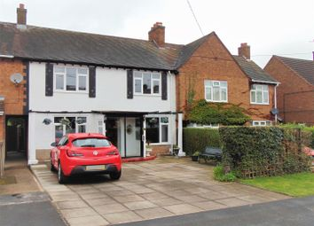 Thumbnail 2 bed terraced house for sale in Spon Lane, Grendon, Atherstone