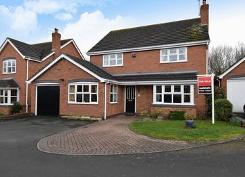 4 bed detached house for sale in Clifford Road, Droitwich WR9