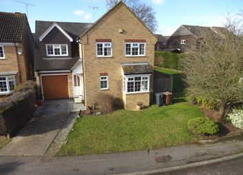 Thumbnail 5 bed detached house for sale in Edmonds Drive, Poplars, Stevenage, Herts