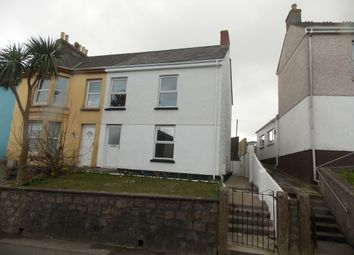 Thumbnail 3 bed property to rent in Barncoose Terrace, Illogan Highway, Redruth