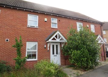 Thumbnail 3 bed terraced house for sale in John Lea Way, Wellingborough