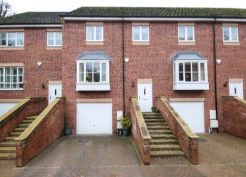 Thumbnail 4 bed town house for sale in Redbrook Mill Close, Barnsley, South Yorkshire