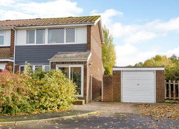 Kestrel Place, Farlington, Portsmouth PO6. 3 bed semi-detached house for sale