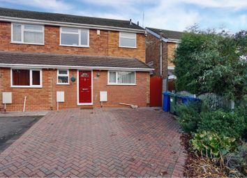 3 bed semi-detached house for sale in Tamworth Road, Tamworth B77