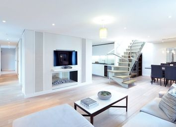 Thumbnail 4 bed flat to rent in Harbet Road, Merchant Square, Paddington