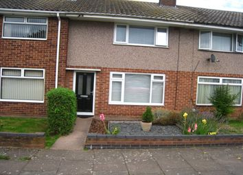 Thumbnail 2 bedroom terraced house for sale in Lydford Close, Wyken, Coventry