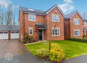 Thumbnail 4 bedroom detached house for sale in Quarry Road, Chorley, Lancashire