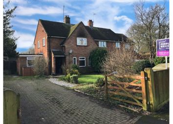 Thumbnail 3 bed semi-detached house for sale in Glebe Close, Smarden, Ashford