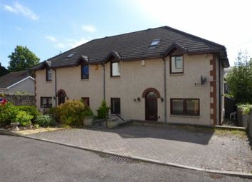 Thumbnail 4 bed semi-detached house for sale in Croft Court, Perth, Perthshire