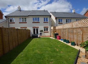 Thumbnail 3 bed semi-detached house to rent in Goswell Square, Alton