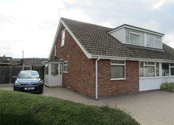Thumbnail 4 bed semi-detached house for sale in Chiltern Close, Whitchurch, Bristol