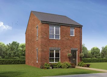 "Thumbnail 3 bed detached house for sale in ""The Ouse"" at Altofts Road, Normanton"