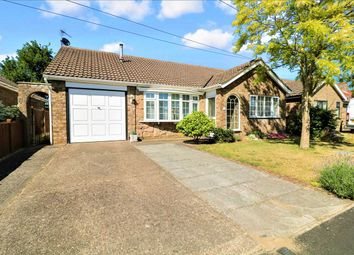 Thumbnail 3 bed bungalow for sale in Exmoor Close, North Hykeham, North Hykeham, Lincoln