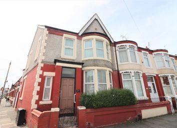 Thumbnail 3 bed end terrace house for sale in Deveraux Drive, Wallasey, Merseyside