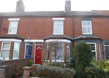 Thumbnail 2 bed terraced house for sale in Kitchener Road, Melton Constable