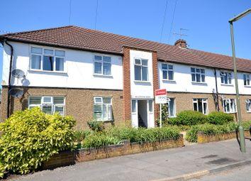 Thumbnail 2 bed flat for sale in Dallington Close, Burwood Park, Hersham, Walton-On-Thames