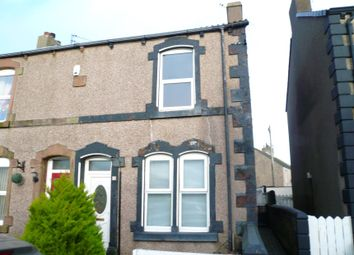Thumbnail 2 bed end terrace house for sale in 4 Brook Street, Flimby, Cumbria