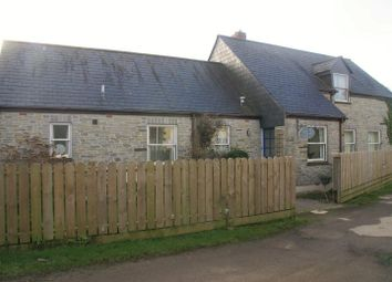 Thumbnail 4 bedroom detached house for sale in Coombe Lane, Lankelly, Fowey