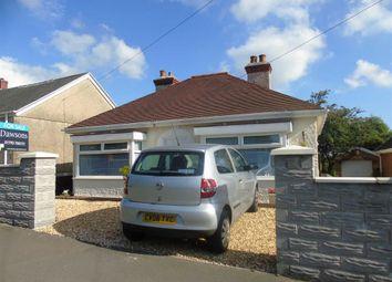 Thumbnail 2 bedroom detached bungalow for sale in Mynydd Garnllwyd Road, Morriston, Swansea