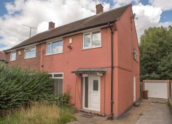Thumbnail 3 bedroom semi-detached house for sale in Armley Ridge Road, Leeds, West Yorkshire