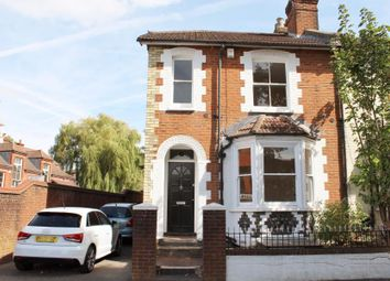 Thumbnail 4 bed semi-detached house to rent in Sandfield Terrace, Guildford