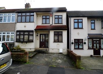 Thumbnail 4 bed terraced house to rent in Macdonald Avenue, Hornchurch