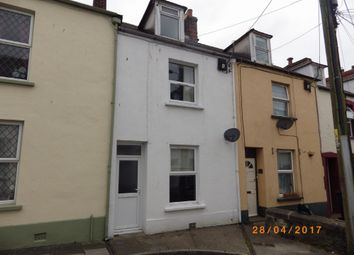 Thumbnail 3 bed terraced house to rent in Grosvenor Street, Barnstaple
