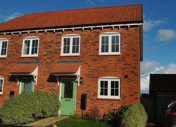 Thumbnail 3 bedroom semi-detached house to rent in Lynchet Road, Whitchurch, Shropshire