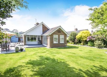 Thumbnail 4 bed bungalow for sale in Highcliffe, Christchurch, Dorset