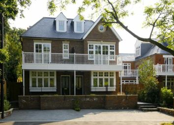 Thumbnail 4 bed property to rent in Lower Ham Road, Kingston Upon Thames