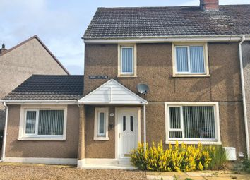 Thumbnail 3 bed semi-detached house for sale in Minnipool Brae, Creetown, Newton Stewart