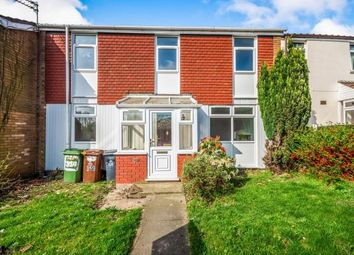Thumbnail 3 bedroom terraced house for sale in Harden Road, Leamore, Walsall, West Midlands