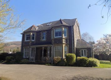 Thumbnail 2 bed maisonette to rent in Lyndhurst, Avenue Road, Abergavenny
