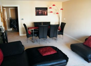 Thumbnail 1 bedroom flat to rent in Ezel Court, Century Wharf, Cardiff