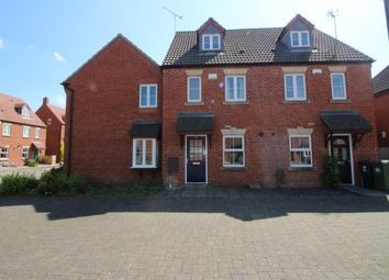Thumbnail 3 bed town house to rent in Heathcote, Warwick