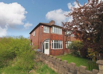 Thumbnail 3 bed semi-detached house for sale in Wolstanton Road, Newcastle