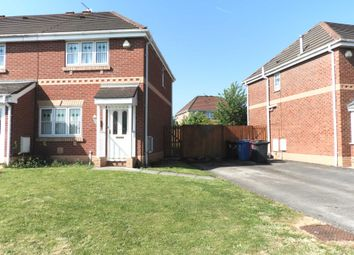 Thumbnail 3 bed end terrace house for sale in Hobart Drive, Kirkby, Liverpool
