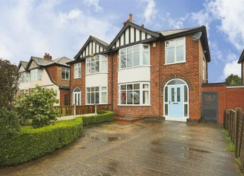 3 bed semi-detached house for sale in Grange Road, Woodthorpe, Nottinghamshire NG5