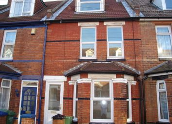 Thumbnail 4 bedroom terraced house to rent in Athelstan Road, Folkestone