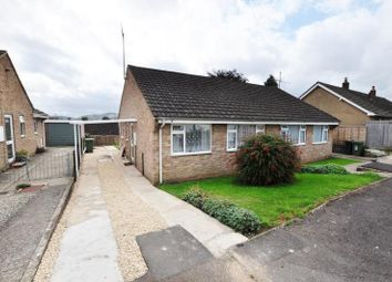 Thumbnail 2 bed semi-detached bungalow to rent in Humphrey Close, Cashes Green, Stroud