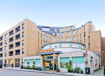 Thumbnail 2 bed flat for sale in Marc Brunel House, 136 Wapping High Street, Wapping Riverside, London
