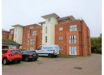 Thumbnail 2 bed flat for sale in Hawkes Close, Slough